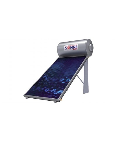 GLASS Ηλιακός Θερμοσίφωνας Sonne T 15O ( 150 λίτρα ) με Επιλεκτικό Συλλέκτη Phaethon 2.00M² - Τριπλής Ενέργειας