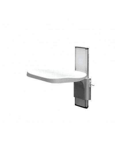 Κάθισμα μπάνιου ΑμΕΑ ρυθμιζόμενο σε ύψος CARE KARAG