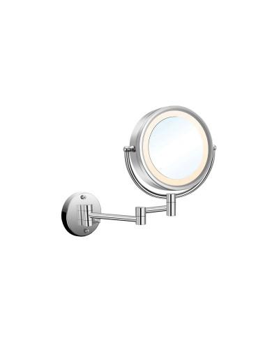 Μεγεθυντικός καθρέπτης δύο όψεων με LED φωτισμό HOTEL KARAG