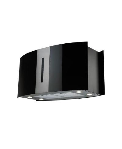 Αναρτούμενος απορροφητήρας κουζίνας με μαύρο κρύσταλλο CGI 230w KARAG